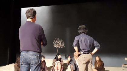 Nuovo casting in teatro