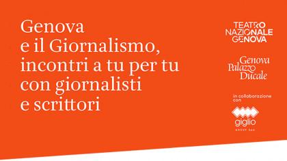 Genova e il Giornalismo prosegue online