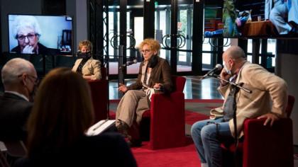 Elisabetta Pozzi direttrice della Scuola di Recitazione del Teatro Nazionale di Genova